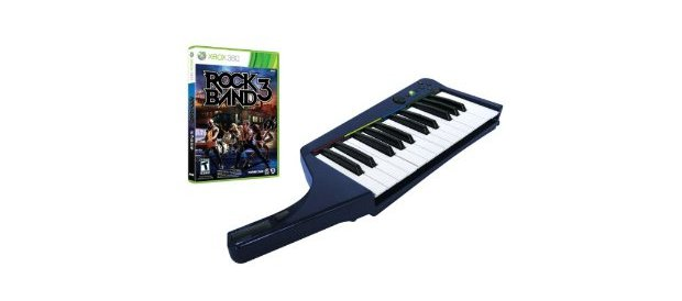 Rock Band 3, Harmonix, MTV Games