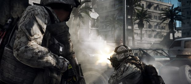 PC, PS3, XBox 360, EA, DICE, Battlefield 3