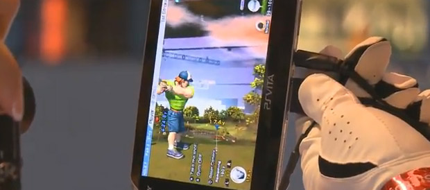 E3 2011, Hot Shots Golf Next, PS Vita