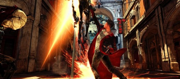 Devil May Cry, Ninja Theory, Capcom, PS3, Xbox 360, DmC