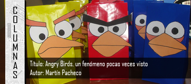 Angry Birds, Rovio, iOS, Android, PC, Mac
