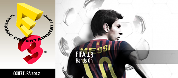 FIFA 13, EA, EA Sports, PC, PS3, Xbox 360, Wii U, Nintendo 3DS