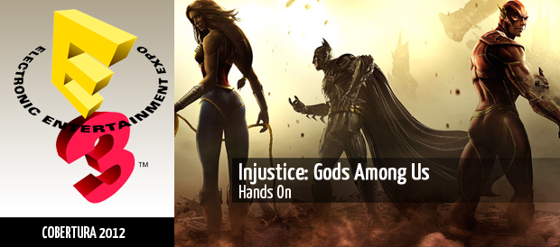 Injustice: Gods Among Us, NetherRealm, Warner Bros, PS3, Xbox 360, Wii U