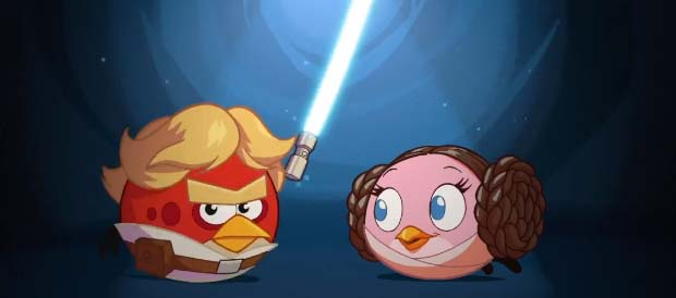Angry Birds Star Wars, <strong>Rovio</strong>, <strong>iOS</strong>, <strong>Android</strong>, PC, Mac