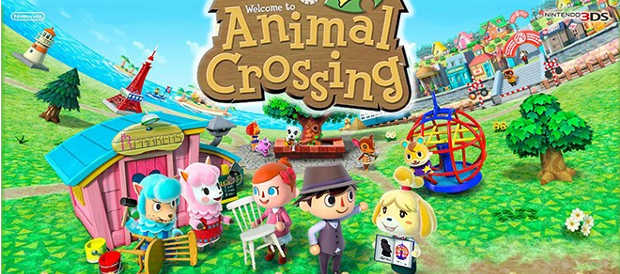 Animal Crossing New Leaf, Nintendo 3DS, Nintendo