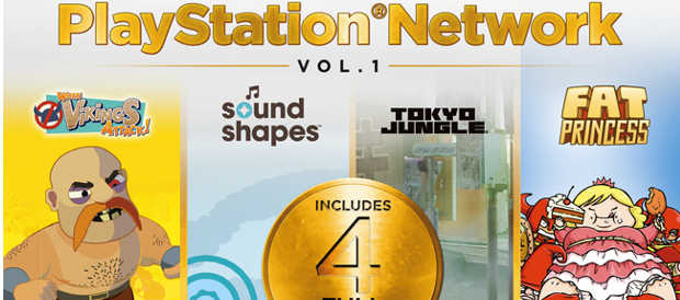 Best of PlayStation Network Vol. 1, PSN, PS3, Sony