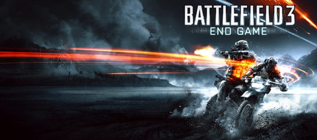 Battlefield 3, DICE, EA, <b>DLC</b>, <b>End Game</b>