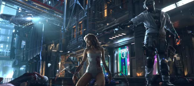 Cyberpunk 2077, CD Project