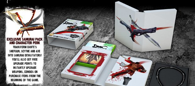 Devil May Cry, PS3, Xbox 360, PC, Capcom
