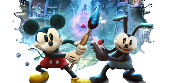 Epic Mickey 2: The Power of Two, Junction Point Studios, PS3, Xbox 360, Wii, PC