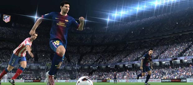 FIFA 14, EA, PS3, Xbox 360, PC, PS4, Xbox One