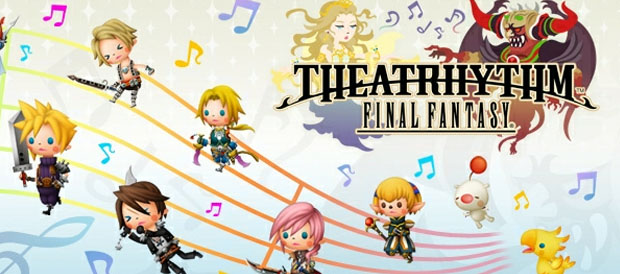 Theatrhythm: Final Fantasy, Square Enix, Nintendo 3DS
