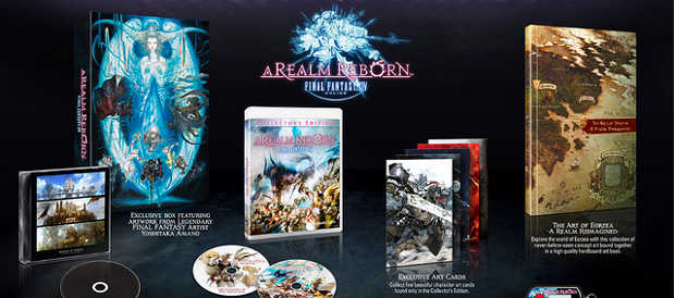 Final Fantasy XIV: A Realm Reborn, Square Enix, PC, PS3