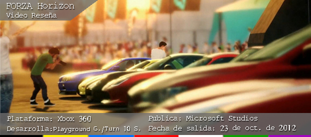 Forza Horizon, Turn 10, Playground Games, Xbox 360