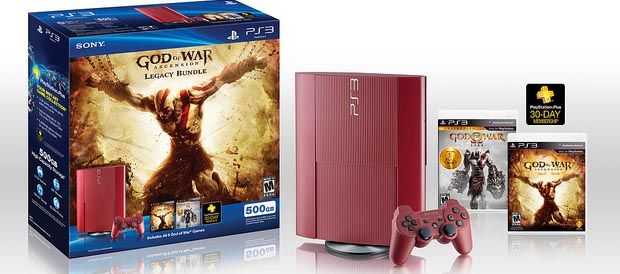 God of War Ascencion, Santa Monica, PS3