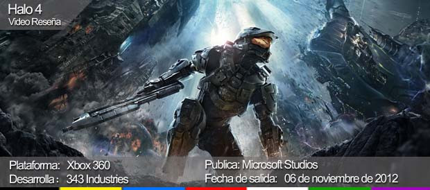 Halo 4, 343 Industries, Xbox 360