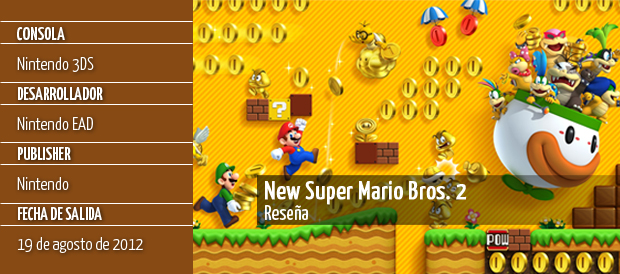 New Super Mario Bros 2, Nintendo, 3DS