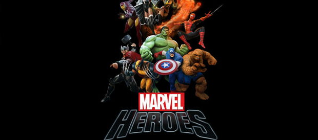 Marvel Heroes, Gaillion Entertainment, PC