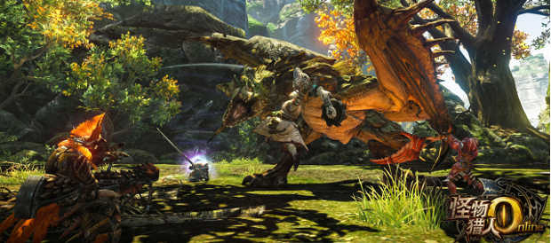 <b>Monster Hunter Online</b>, <b>Capcom</b>, PC