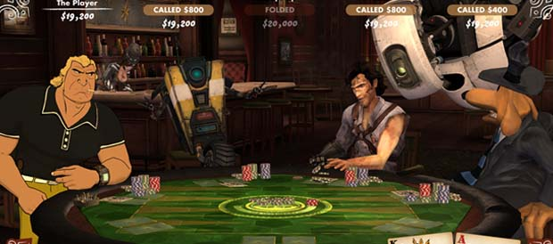 <b>Poker Night 2</b>, Telltale Games, PS3, <b>Xbox 360</b>, PC