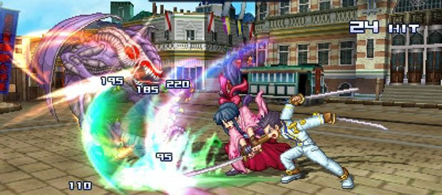 Project X Zone, Capcom, SEGA, Namco, Nintendo 3DS