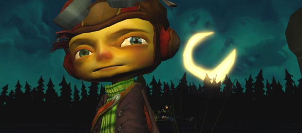 Psychonauts, Double Fine, Notch