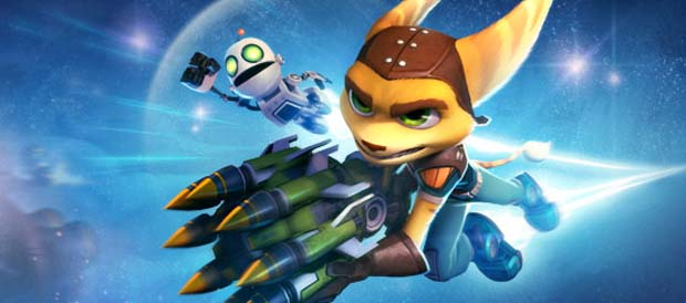 Ratchet & Clank: QForce, Insomniac, PS3, PS Vita