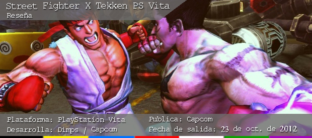 Street Fighter x Tekken, Capcom, PS3, Xbox 360