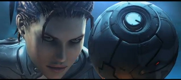 StarCraft II: Heart of the Swarm, PC, Mac, Blizzard