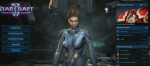 StarCraft II Heart of the Swarm, Blizzard, PC, Mac