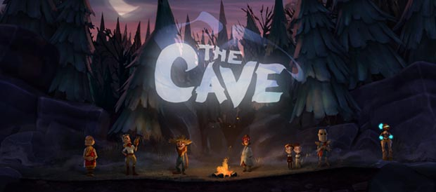 The Cave, Double Fine, SEGA, PS3, Xbox 360, PC