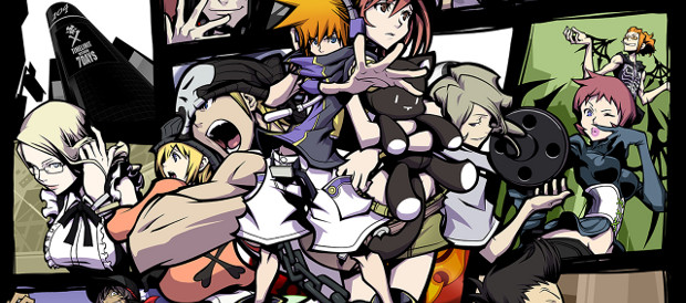 The World Ends With You, iOS, Square Enix