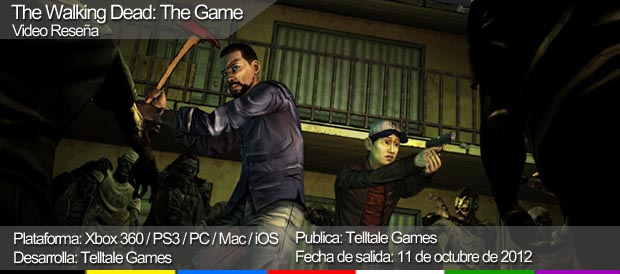 The Walking Dead, Telltale Games, PC, PS3, Xbox 360, Mac
