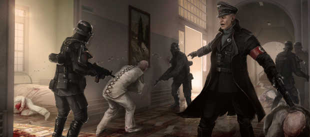 Wolfenstein The New Order, Bethesda, MachineGames, Bethesda, PC, PS3, Xbox 360, PS4