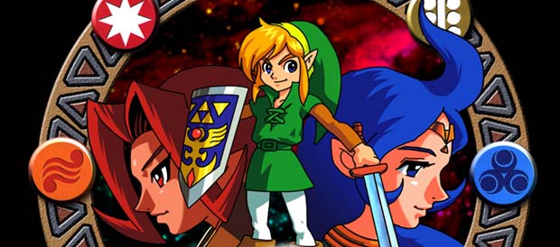 The Legend of Zelda: Oracle of Seasons, The Legend of Zelda: Oracle of Ages, Nintendo, eShop