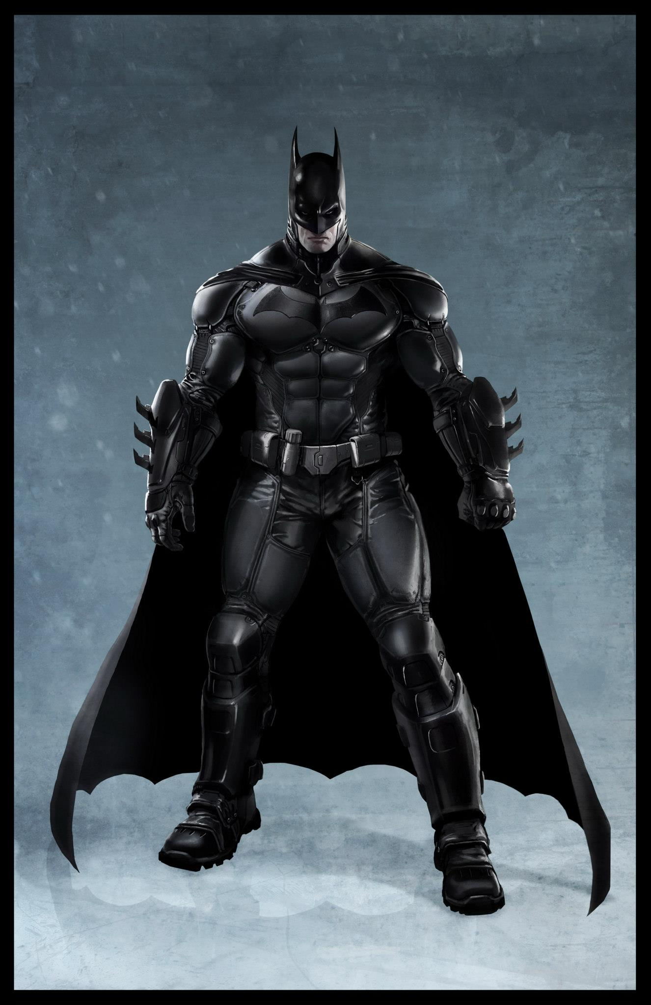 Espectaculares im genes de batman arkham origins se for Personajes de batman
