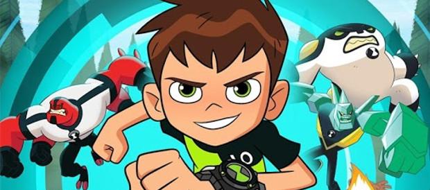 Se lanza nuevo juego Ben 10 Velocidad Total  Otro ttulo mvil