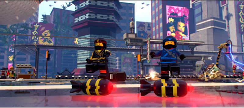 Se Anuncia Juego De La Pelicula De Lego Ninjago Warner Bros Y Tt