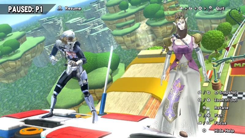 Smash Bros, Nintendo Wii U, Nintendo 3DS, Nintendo, Namco