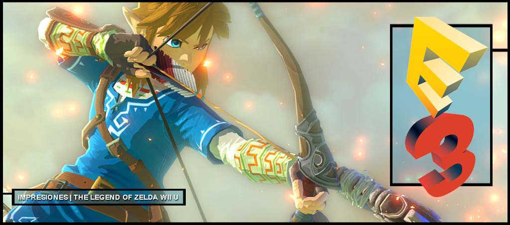 E3 2014 Impresiones The Legend Of Zelda Wii U El Juego Mas