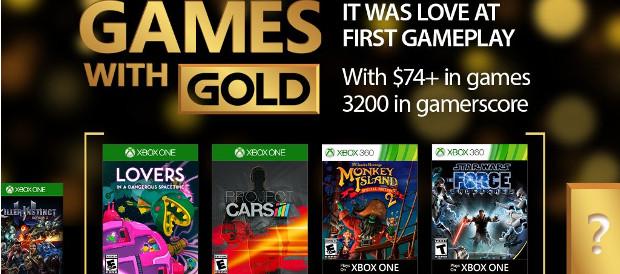 Se Revelan Los Juegos Gratis De Xbox Live De Febrero Dangerous